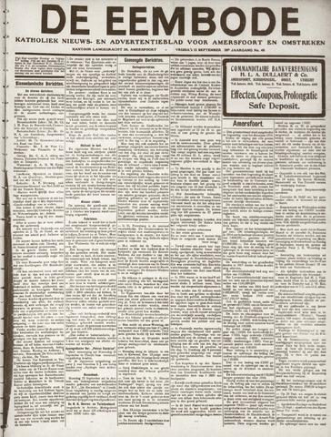 De Eembode 1918-09-13