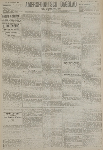 Amersfoortsch Dagblad / De Eemlander 1918-10-14