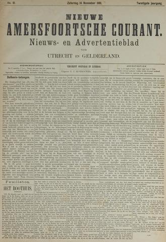 Nieuwe Amersfoortsche Courant 1891-11-14