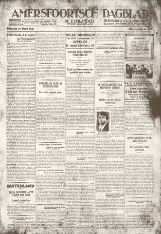 Amersfoortsch Dagblad / De Eemlander 1930-03-26