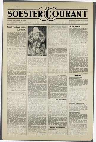 Soester Courant 1952-01-08