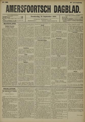 Amersfoortsch Dagblad 1909-09-30