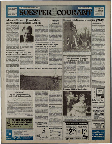 Soester Courant 1989-02-08