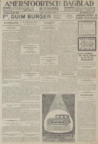 Amersfoortsch Dagblad / De Eemlander 1928-05-26