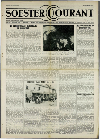 Soester Courant 1962-01-23