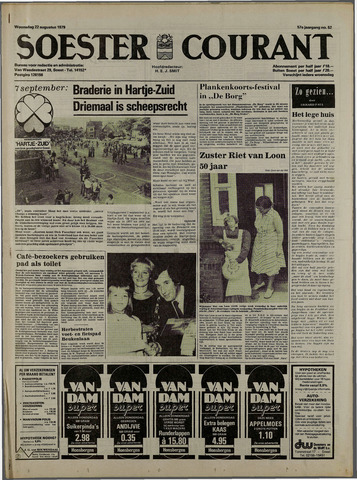 Soester Courant 1979-08-22
