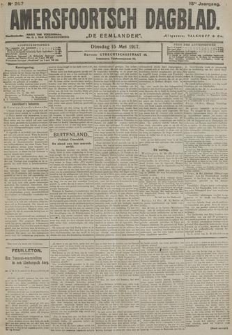Amersfoortsch Dagblad / De Eemlander 1917-05-15