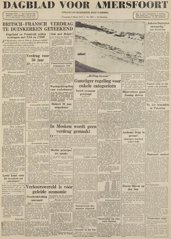 Dagblad voor Amersfoort 1947-03-05