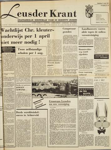 Leusder Krant 1972-03-16