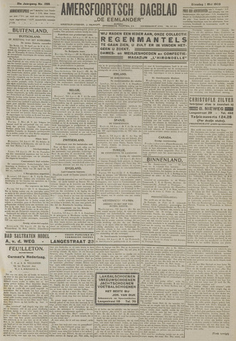 Amersfoortsch Dagblad / De Eemlander 1923-05-01
