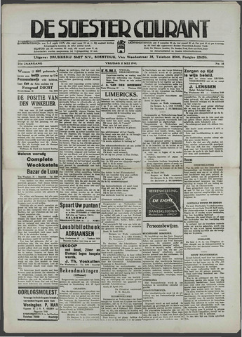 Soester Courant 1941-05-02