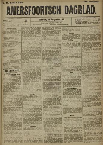 Amersfoortsch Dagblad 1911-08-12