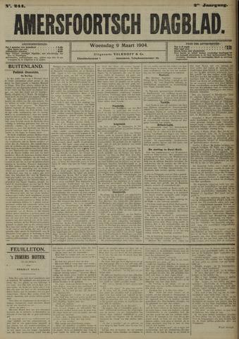 Amersfoortsch Dagblad 1904-03-09