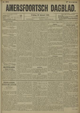 Amersfoortsch Dagblad 1910-01-28
