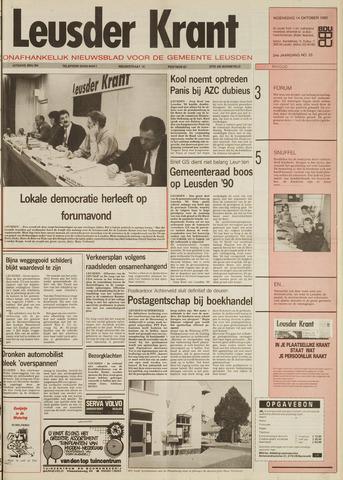 Leusder Krant 1992-10-14