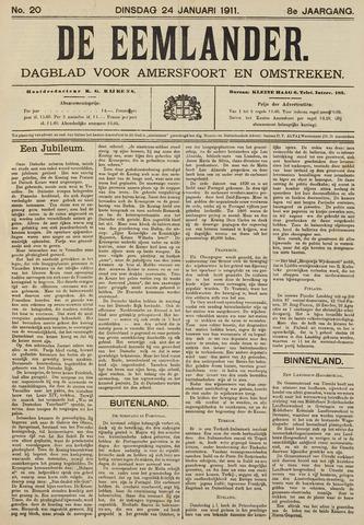 De Eemlander 1911-01-24