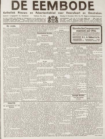 De Eembode 1915-12-21