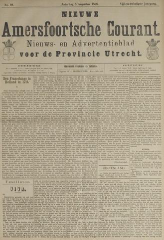 Nieuwe Amersfoortsche Courant 1896-08-08