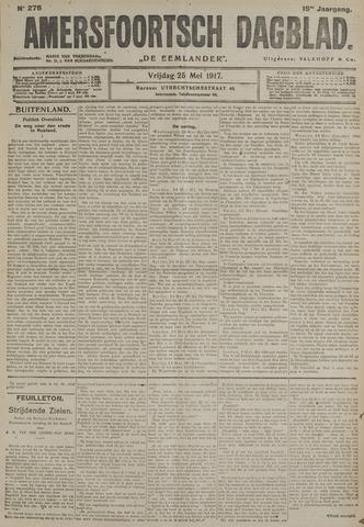 Amersfoortsch Dagblad / De Eemlander 1917-05-25