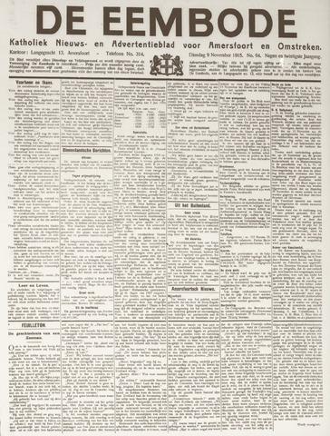 De Eembode 1915-11-09