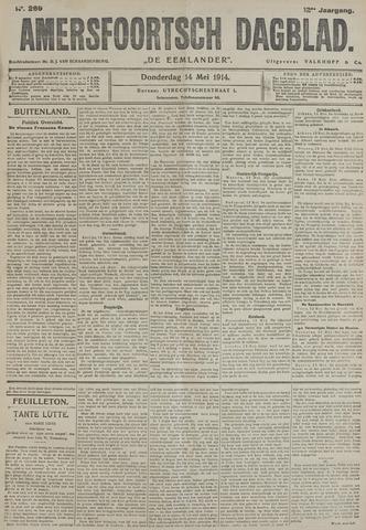 Amersfoortsch Dagblad / De Eemlander 1914-05-14