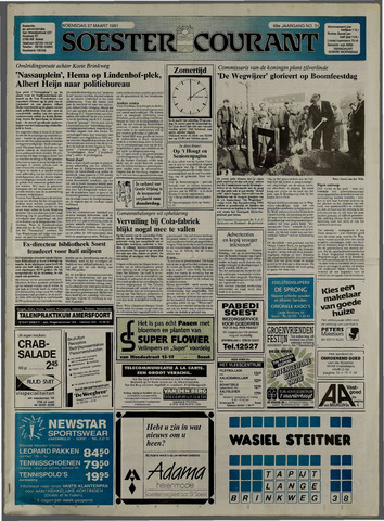 Soester Courant 1991-03-27