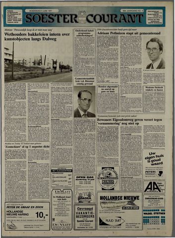 Soester Courant 1991-06-05