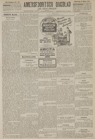 Amersfoortsch Dagblad / De Eemlander 1927-03-12