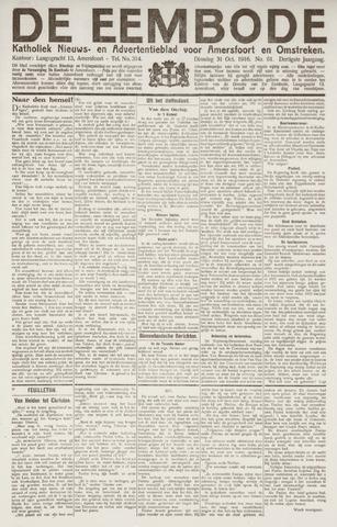 De Eembode 1916-10-31