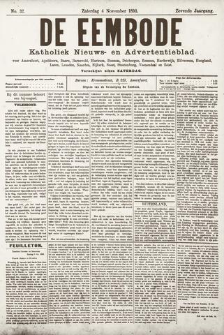 De Eembode 1893-11-04