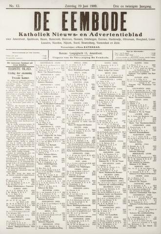 De Eembode 1909-06-19
