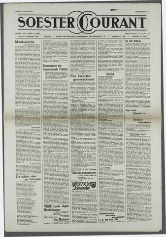 Soester Courant 1951-10-12