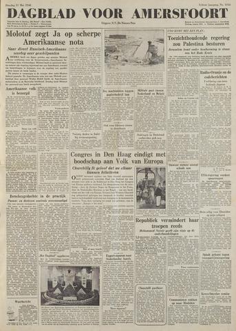 Dagblad voor Amersfoort 1948-05-11