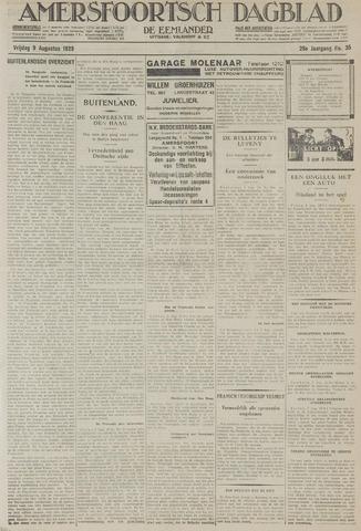 Amersfoortsch Dagblad / De Eemlander 1929-08-09