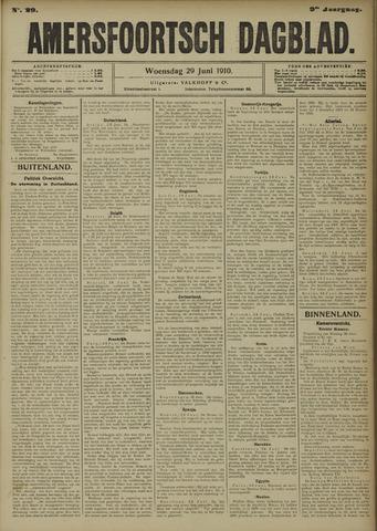 Amersfoortsch Dagblad 1910-06-29