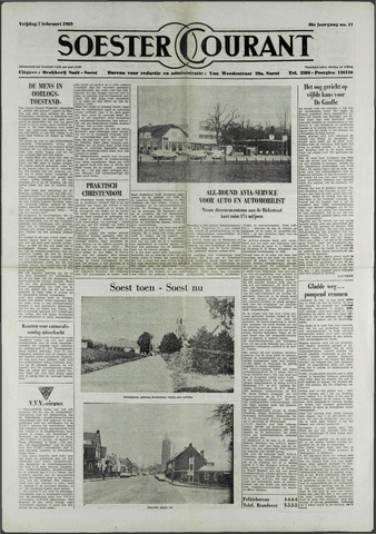 Soester Courant 1969-02-07