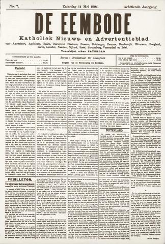 De Eembode 1904-05-14