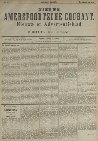 Nieuwe Amersfoortsche Courant 1888-05-05