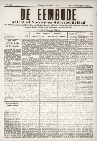 De Eembode 1910-03-19