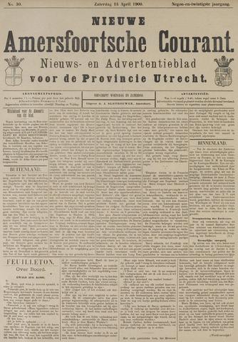 Nieuwe Amersfoortsche Courant 1900-04-14