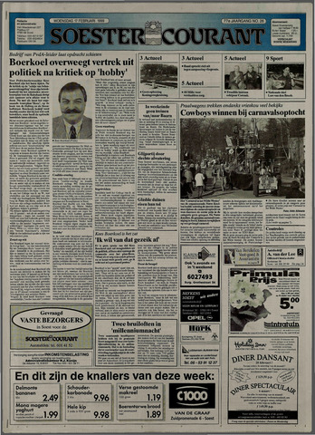 Soester Courant 1999-02-17