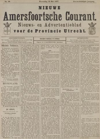 Nieuwe Amersfoortsche Courant 1897-05-19