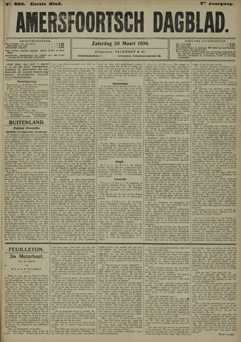 Amersfoortsch Dagblad 1909-03-20