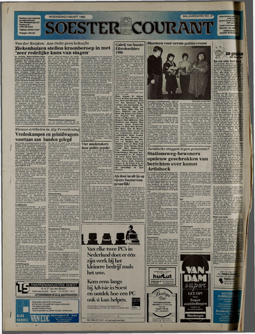 Soester Courant 1986-03-05