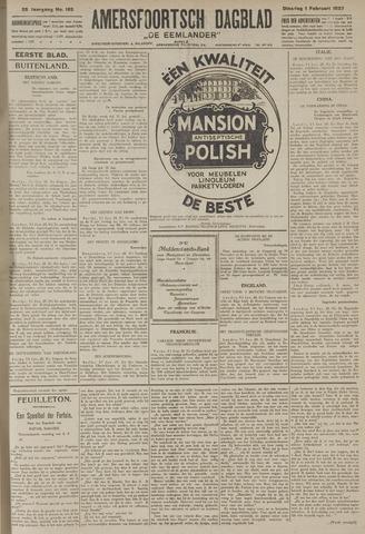 Amersfoortsch Dagblad / De Eemlander 1927-02-01