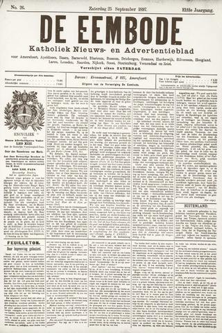 De Eembode 1897-09-25