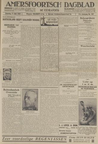 Amersfoortsch Dagblad / De Eemlander 1933-06-17