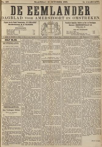 De Eemlander 1908-10-19