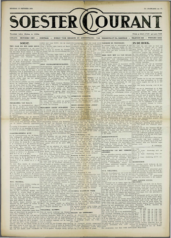 Soester Courant 1959-10-13