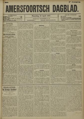 Amersfoortsch Dagblad 1907-04-29